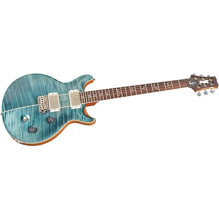 PRSSantana Signature Model Electric GuitarBlue Crab Blue