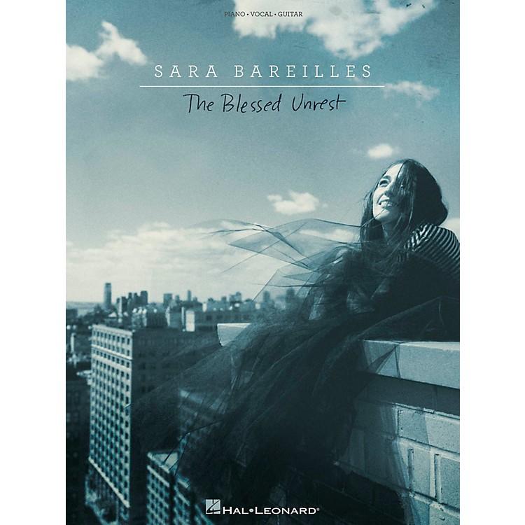Hal LeonardSara Bareilles - The Blessed Unrest for Piano/Vocal/Guitar
