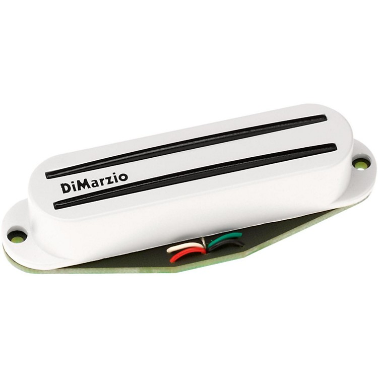 DiMarzio Satch Track Neck Strat Pickup Single Coil