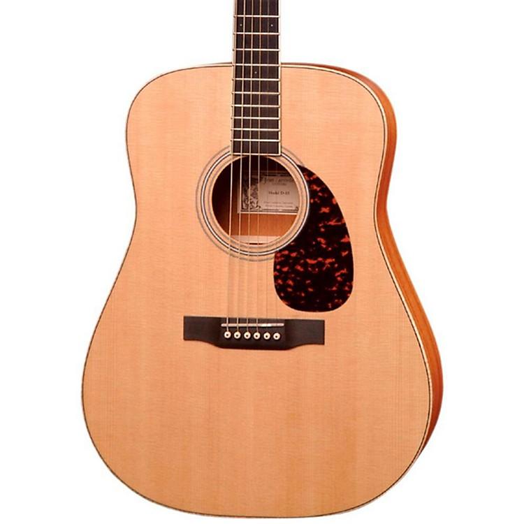 LarriveeSatin Dreadnought Acoustic Electric Guitar