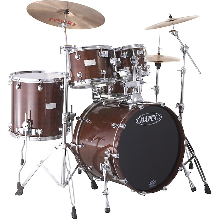 Mapex Saturn SRO 4 Piece Shell Pack Galaxy Burst