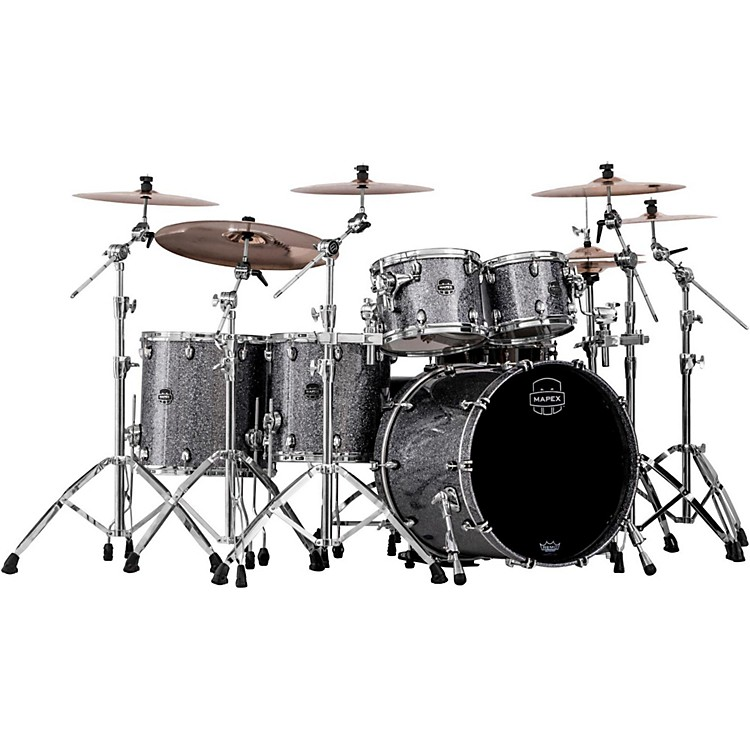 Mapex Saturn V MH 5-Piece Studioease Shell Pack Granite Sparkle