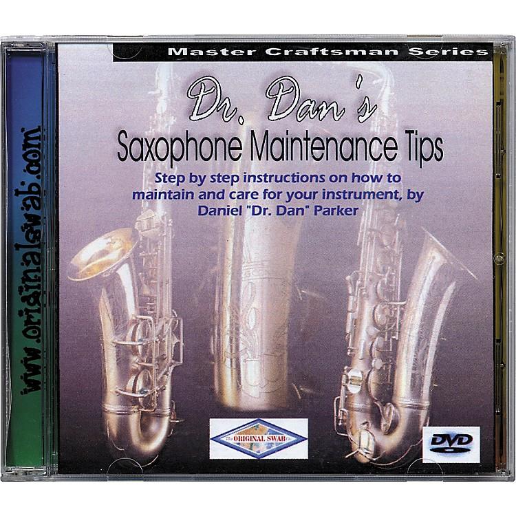 Dr. Dan'sSaxophone Maintenance DVD