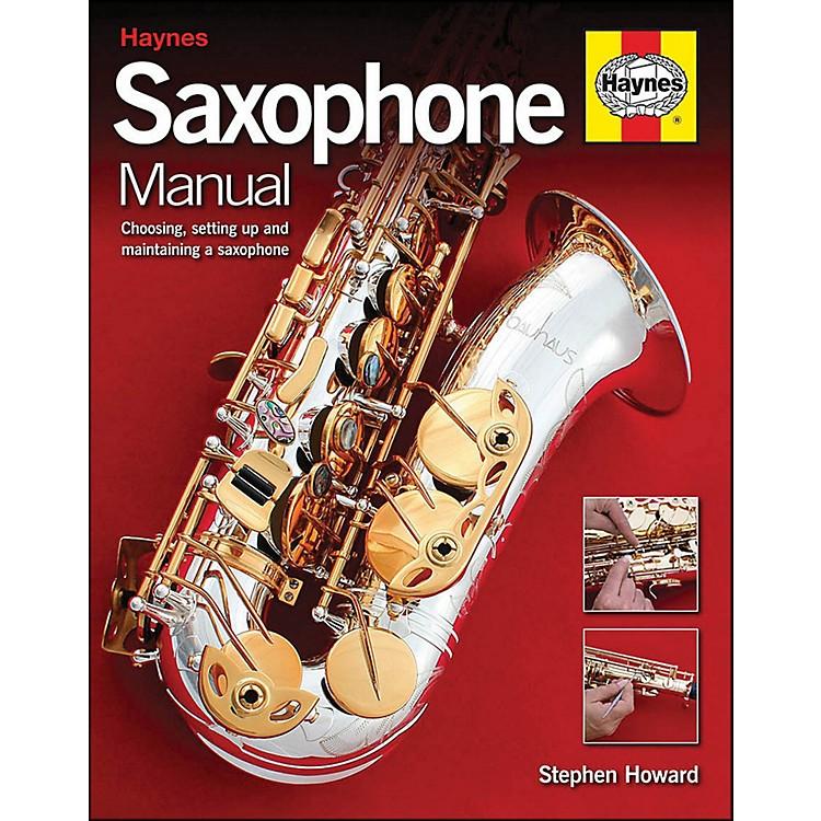 Hal LeonardSaxophone Manual Handbook