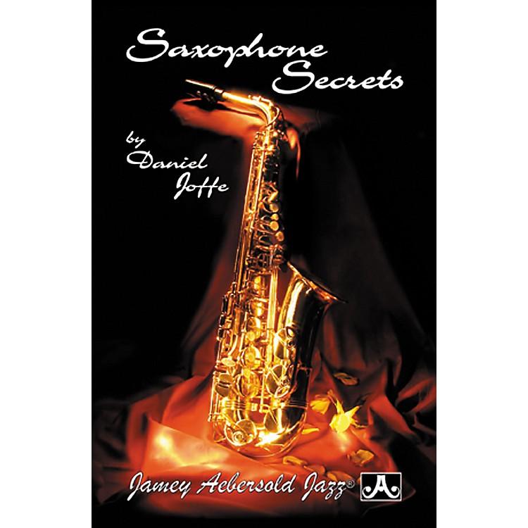 Jamey AebersoldSaxophone Secrets (Book)