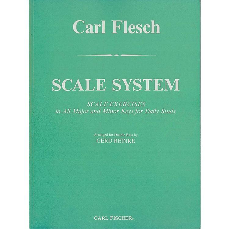 Carl FischerScale System