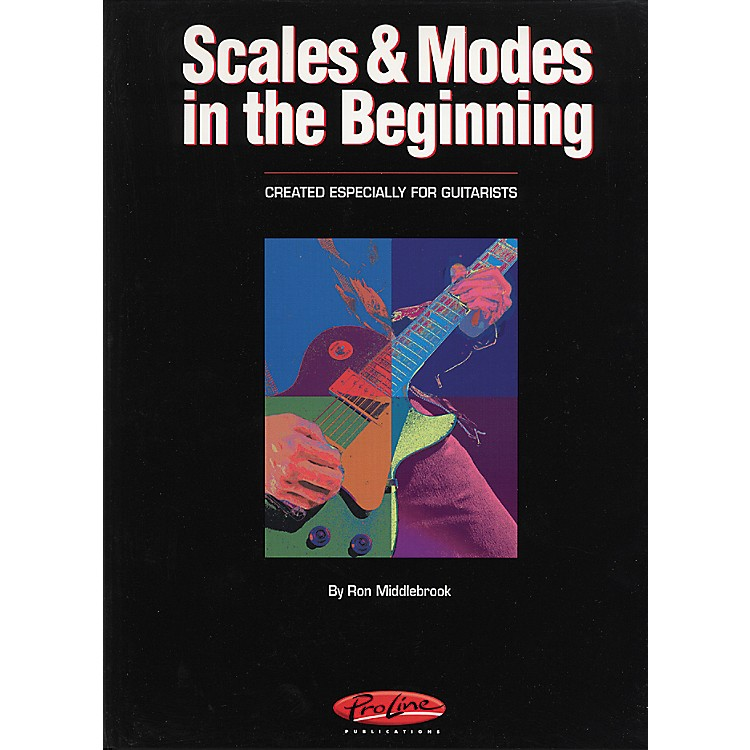 Centerstream PublishingScales And Modes - In the Beginning Book