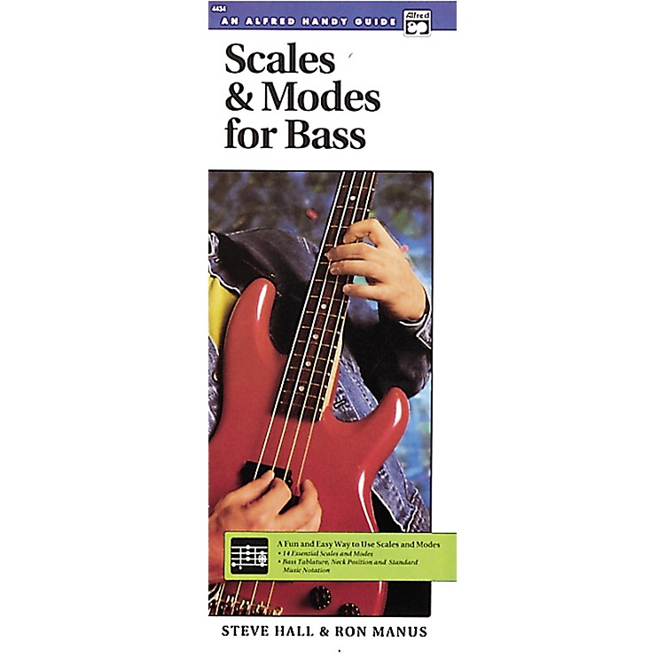 AlfredScales & Modes for Bass