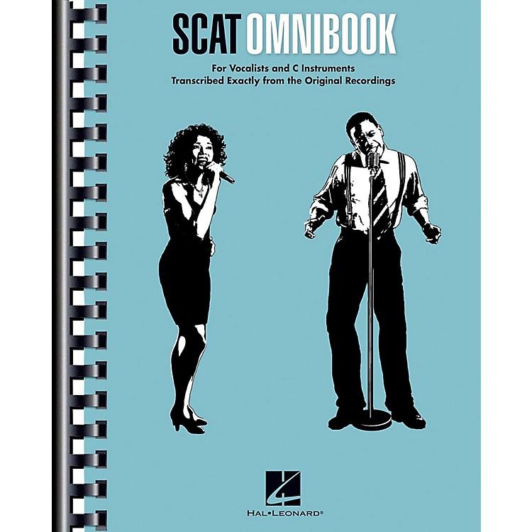 Hal LeonardScat Omnibook for Vocalists and C Instruments