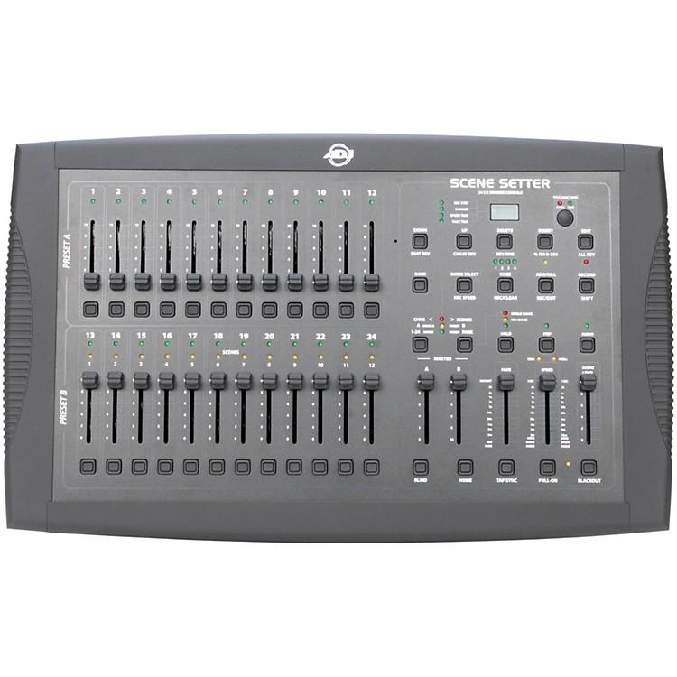 American DJScene Setter Lighting Controller