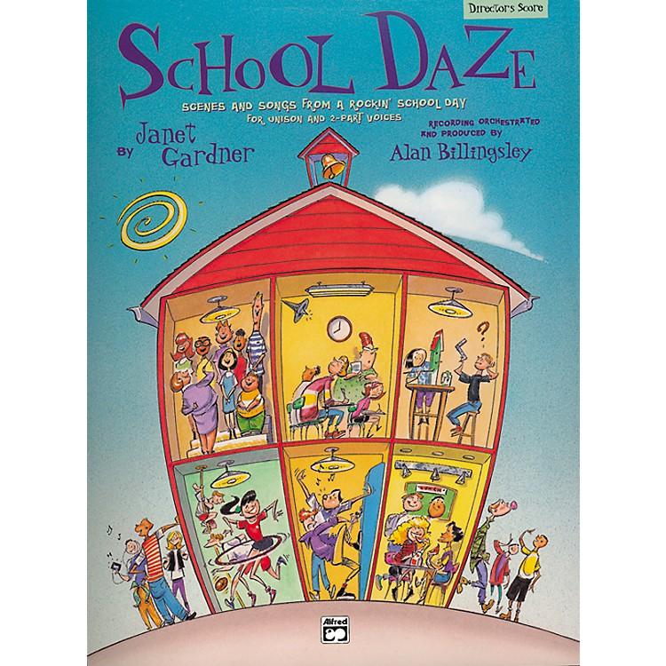 Alfred School Daze Accomp/Performance Cd