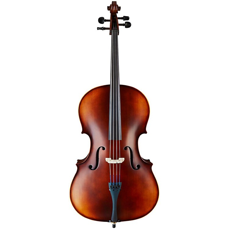 KnillingSchool Model Solid Cello Outfit w/ Perfection Pegs4/4