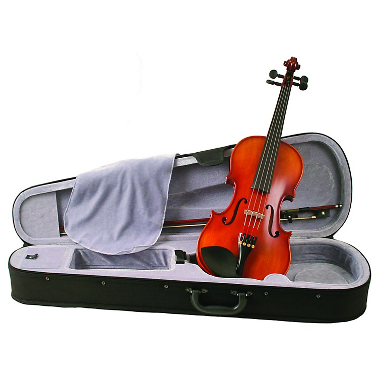 Knilling School Model Violin Outfit w/ Perfection Pegs 4/4