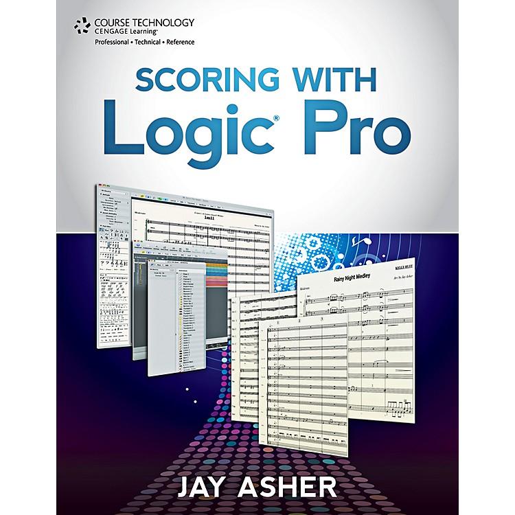 Cengage LearningScoring with Logic Pro Book