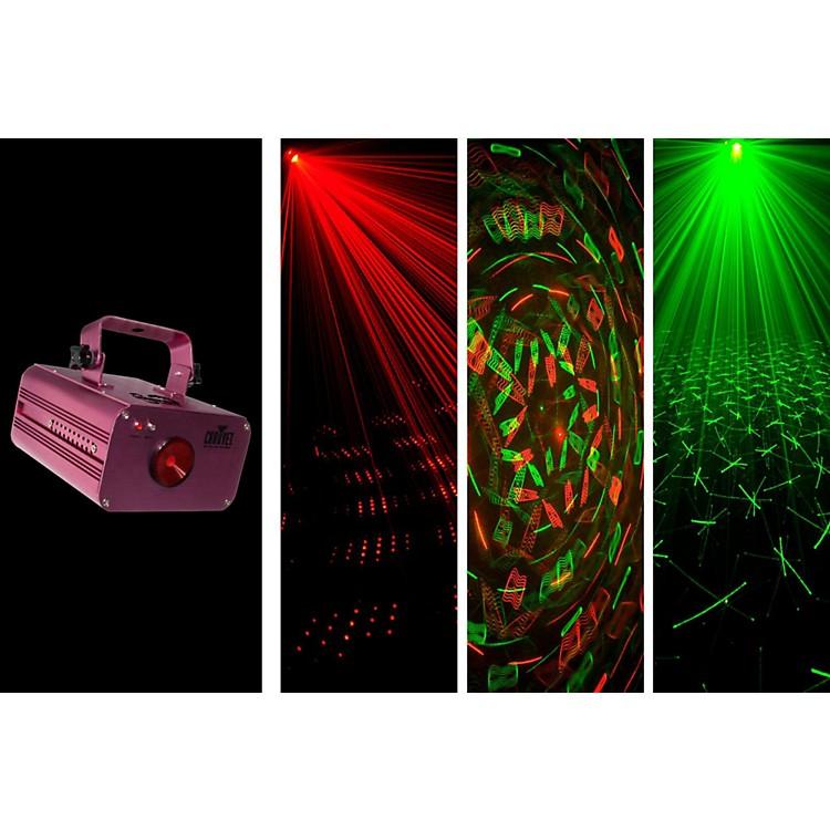 ChauvetScorpion Storm FX RG Laser Effect