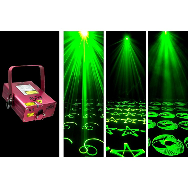 ChauvetScorpion Storm MG - Green Laser