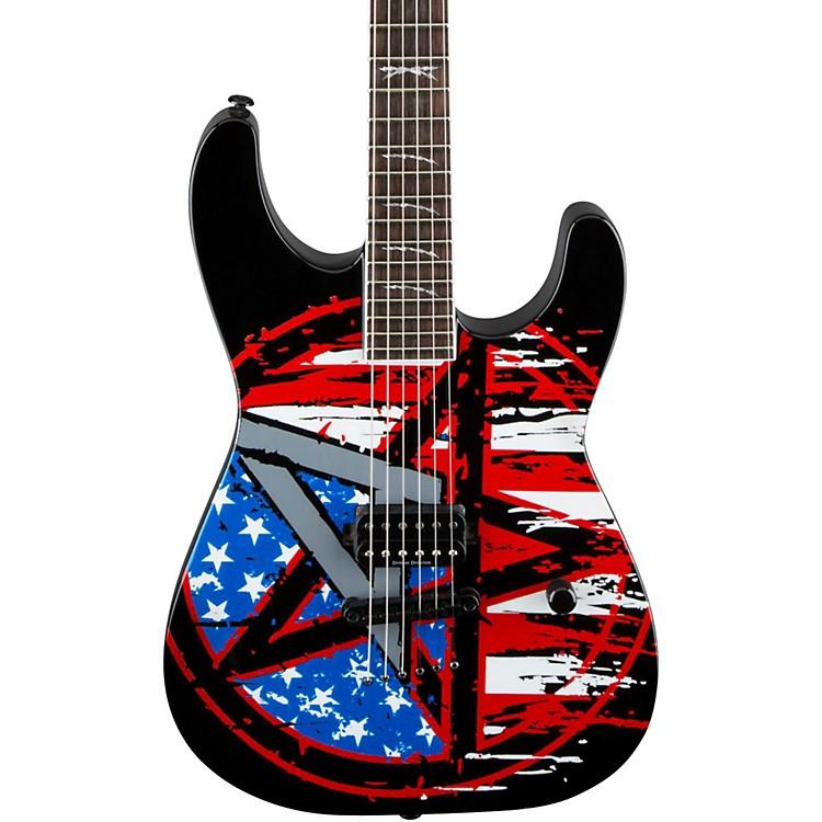 JacksonScott Ian Anarchy Electric GuitarThraxagram