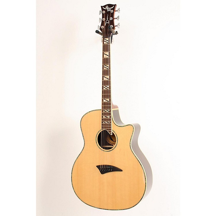Dean Scott Weiland Exotica Acoustic-Electric Guitar Gloss Natural 886830242953