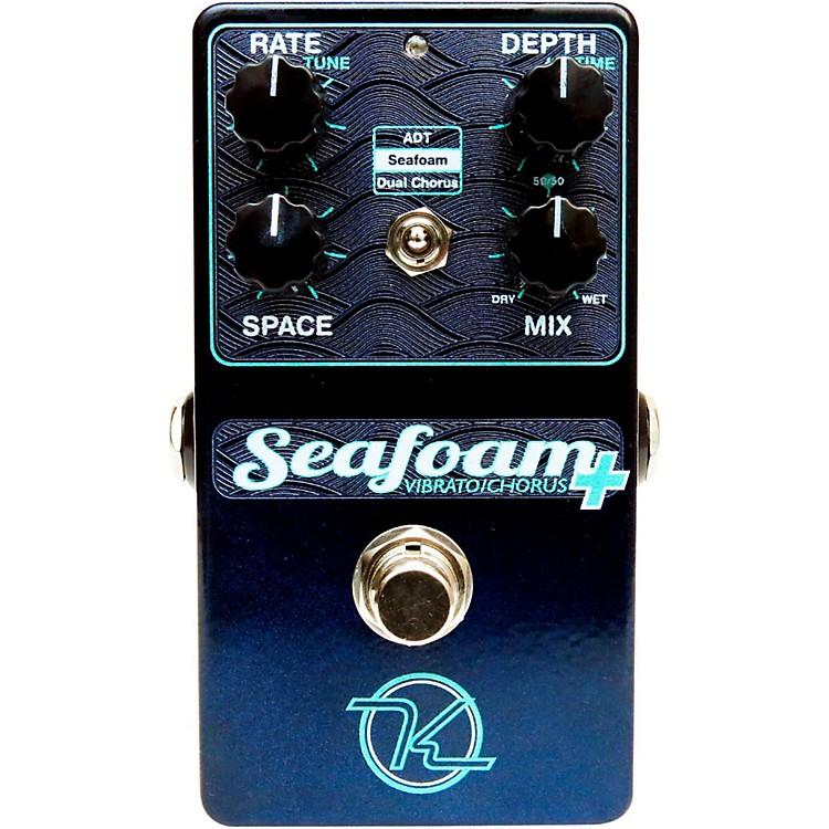 KeeleySeafoam Plus Chorus Guitar Effects Pedal