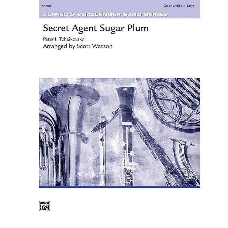 AlfredSecret Agent Sugar Plum Concert Band Grade 1.5