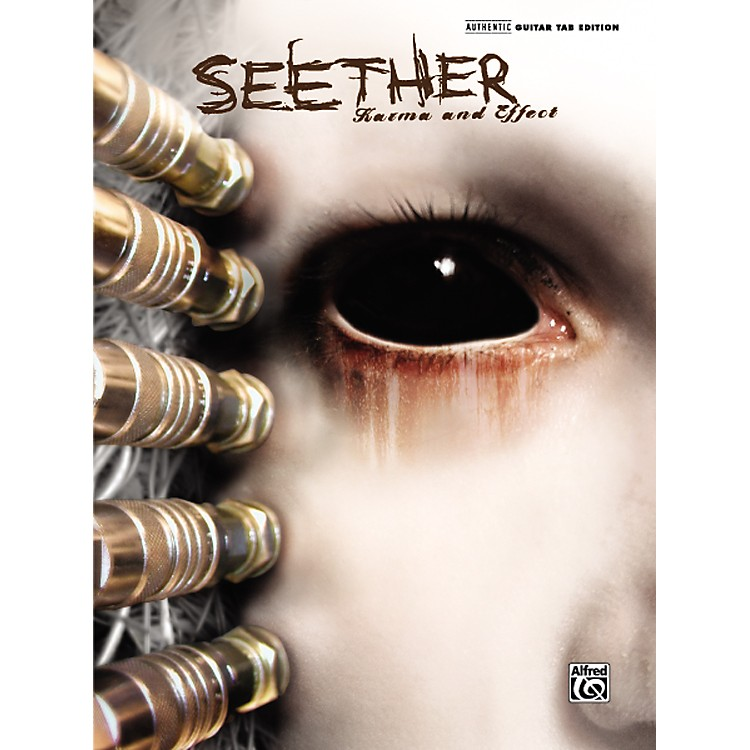 AlfredSeether Karma and Effect Guitar Tab Songbook
