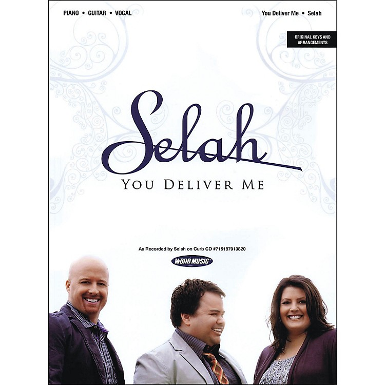 Word MusicSelah - You Deliver Me arranged for piano, vocal, and guitar (P/V/G)