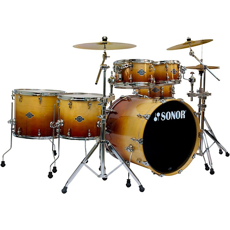 Sonor Select Force S Drive 6-Piece Shell Pack Autumn Fade