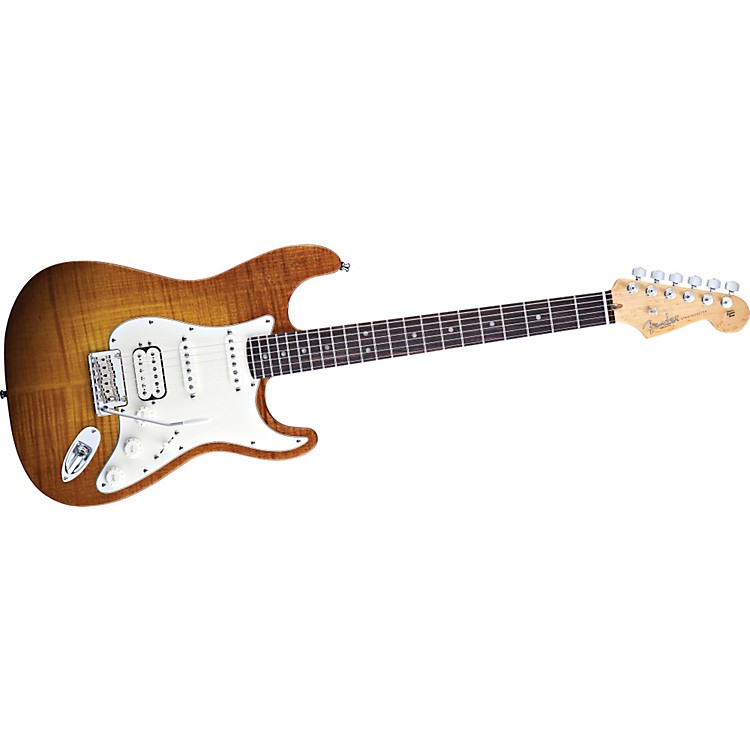 FenderSelect Stratocaster HSS Electric Guitar with Rosewood Fingerboard