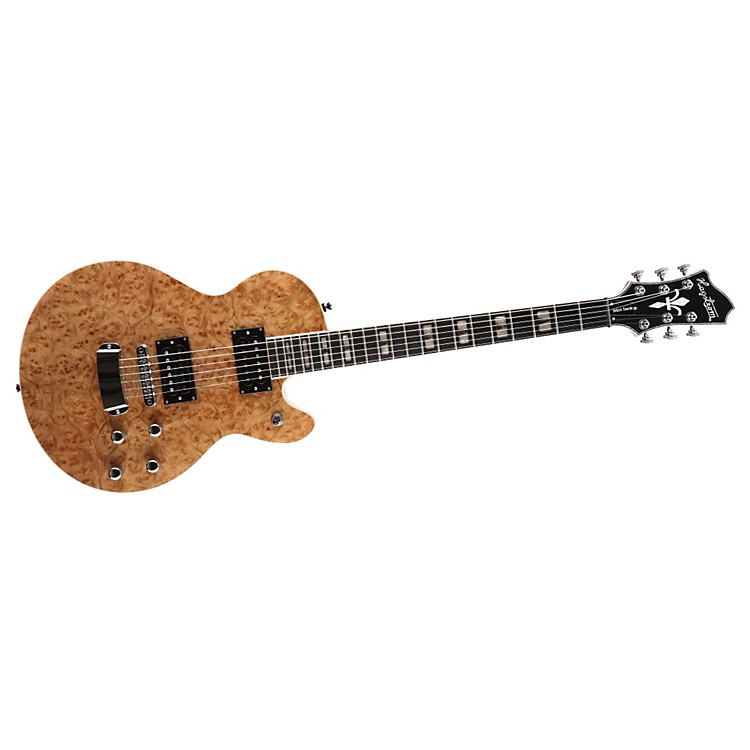 Hagstrom Select Swede Burl Electric Guitar