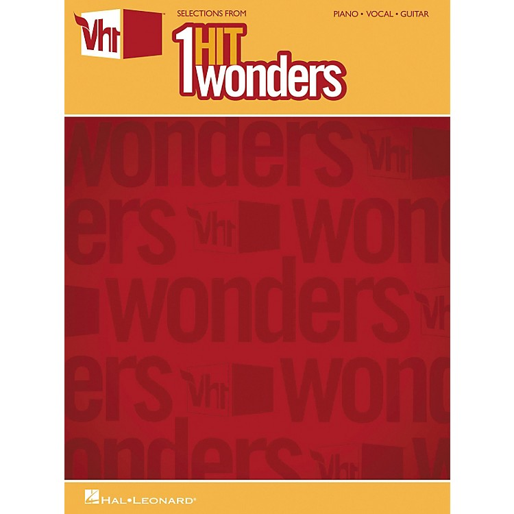 Hal LeonardSelections From VH1's 1-Hit Wonders Piano, Vocal, Guitar Songbook