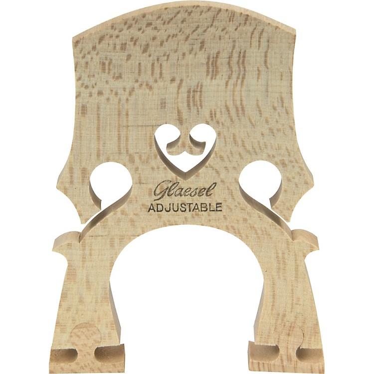 GlaeselSelf-Adjusting 1/4 Cello Bridge