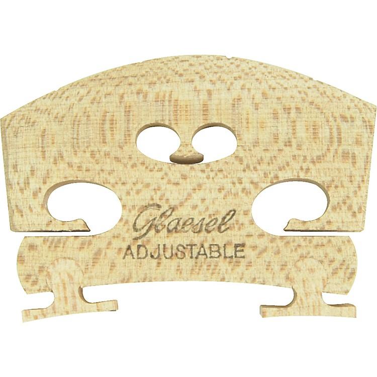 GlaeselSelf-Adjusting Full Viola Bridge
