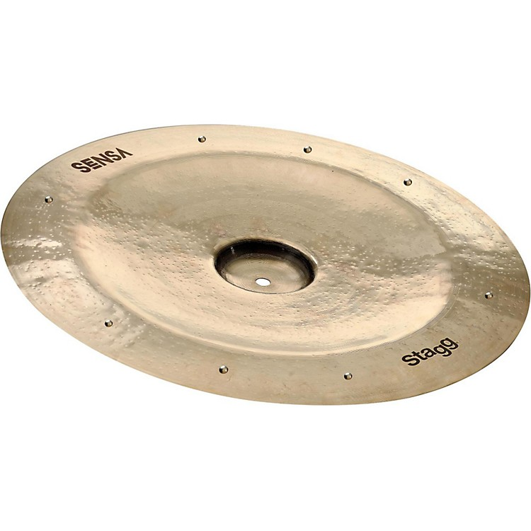 Stagg Sensa China Sizzle 16 inch