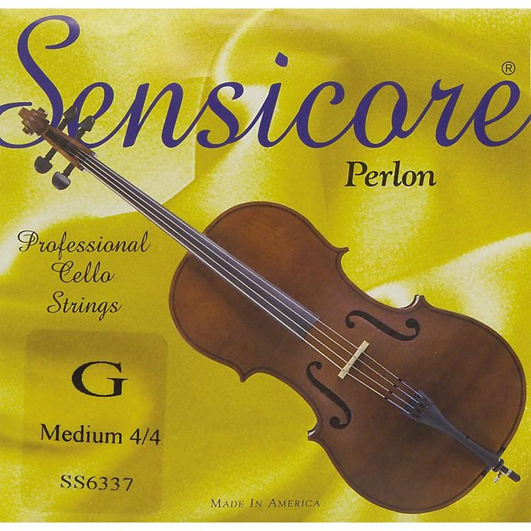 Super SensitiveSensicore Cello StringsD, Medium3/4 Size