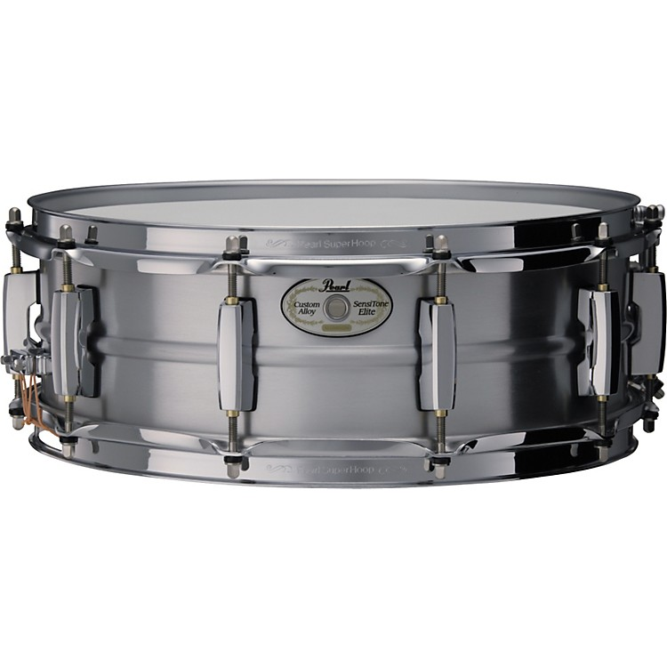 Pearl Sensitone Elite Beaded Aluminum Snare 14X5