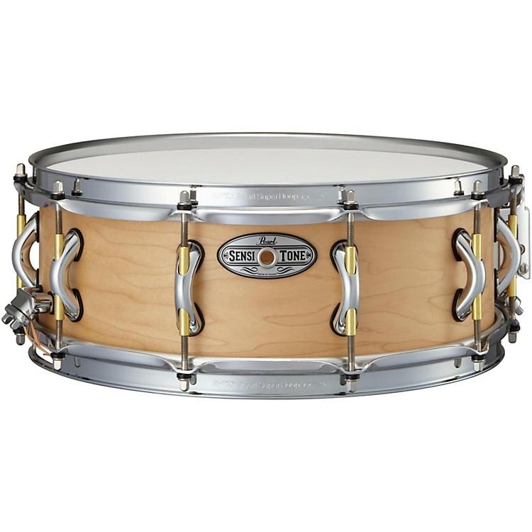 PearlSensitone Premium Maple Snare Drum14 x 5 in.Natural