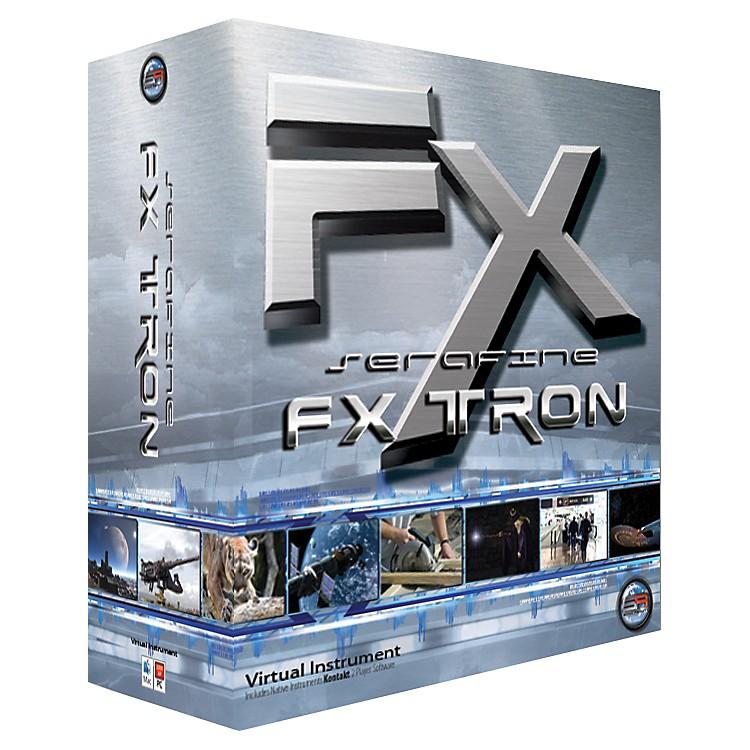 Sonic RealitySerafine FX Tron HD Edition