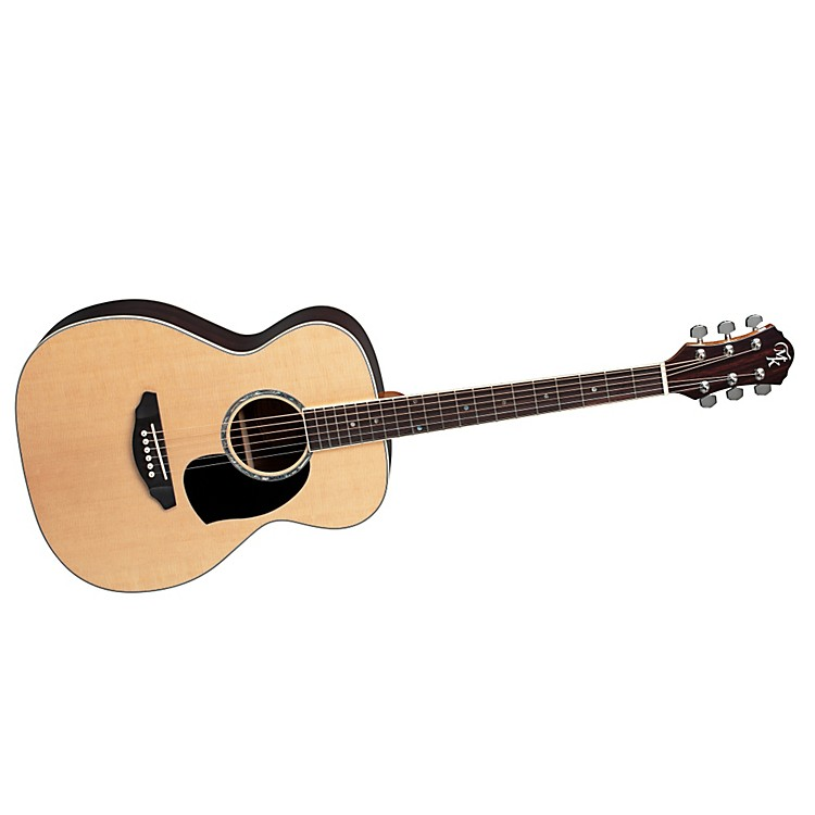 Michael Kelly Series 10 Folk Acoustic Guitar Natural