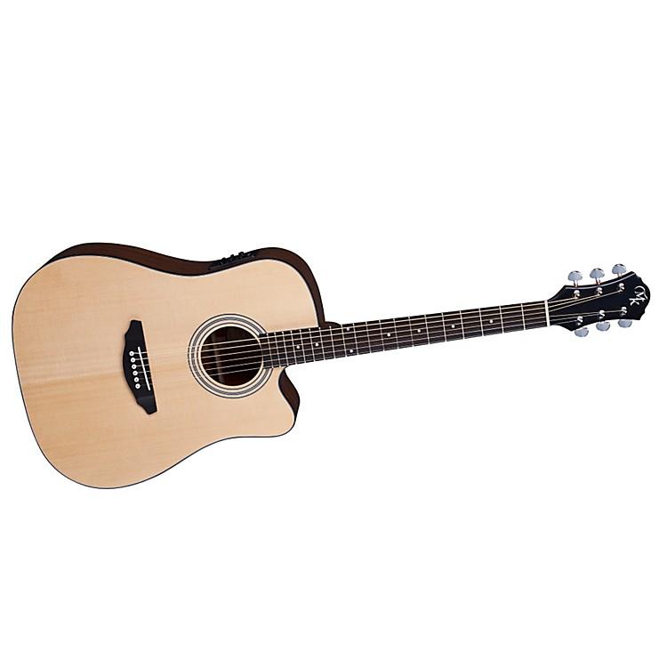 Michael KellySeries 52 Dreadnaught Cutaway Acoustic-Electric Guitar