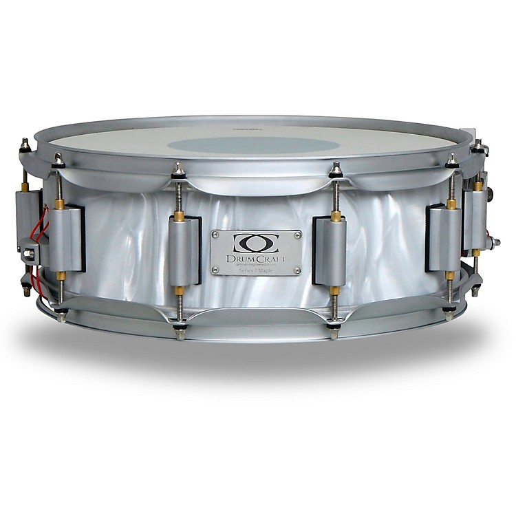 DrumCraft Series 7 Maple Snare Drum 13 x 5 in. Liquid Chrome