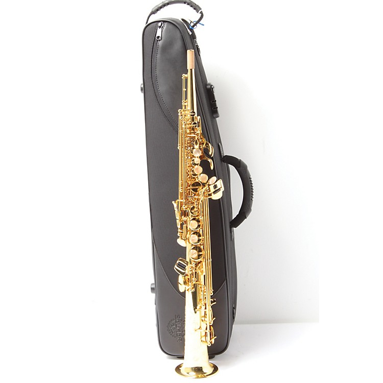 Selmer Paris Series II Model 51 Jubliee Edition Soprano Saxophone 51J - Lacquer 886830040030