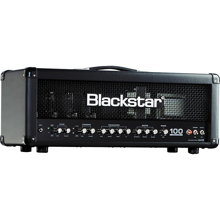 Blackstar Series One 100 100W Tube Guitar Amp Head Black