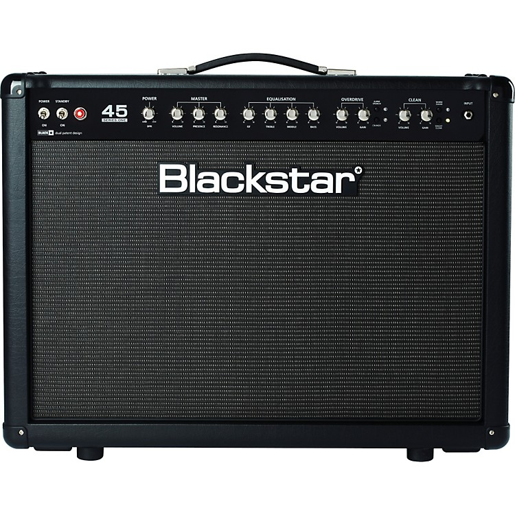 Blackstar Series One 45 45W 2x12 Tube Guitar Combo Amp Black