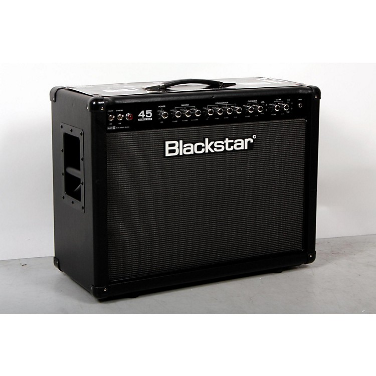 Blackstar Series One 45 45W 2x12 Tube Guitar Combo Amp Black 888365833590