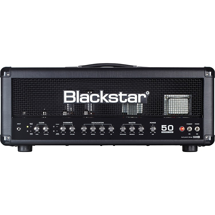 Blackstar Series One 50 S150H 50W Tube Guitar Amp Head