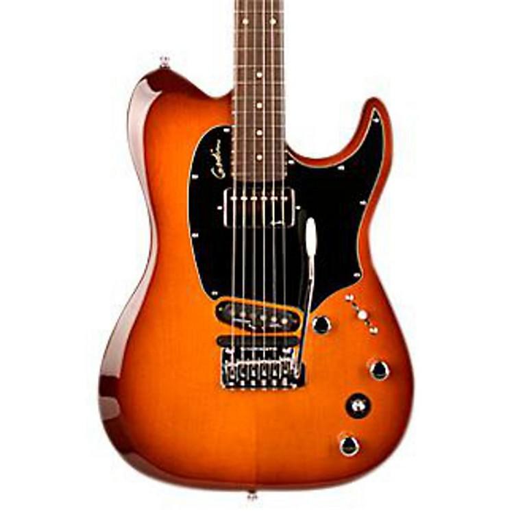 GodinSession Custom TriplePlay Electric GuitarLightburstRosewood Fretboard