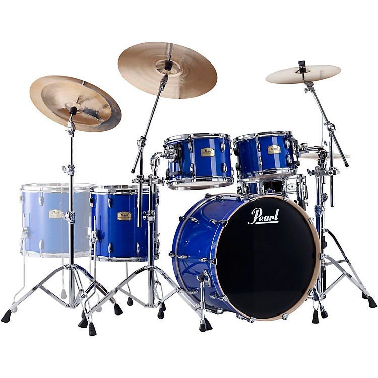 PearlSession Studio Classic 4-Piece Shell Pack with 24