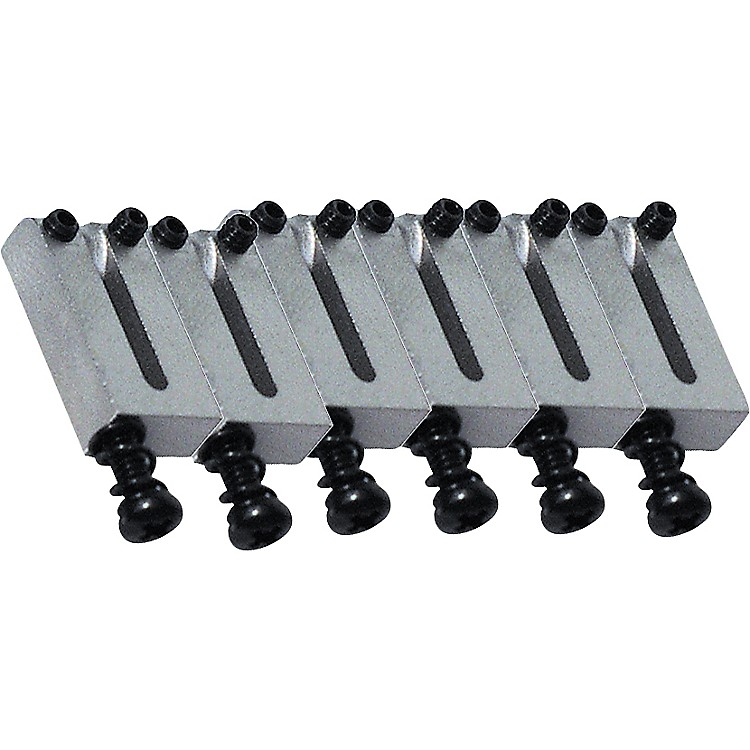 Fender Set of 6 American Series Bridge Sections