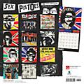 Browntrout Publishing Sex Pistols 2017 Live Nation Calendar