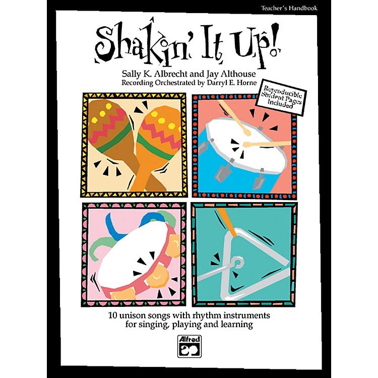 AlfredShakin it Up! Classroom Book